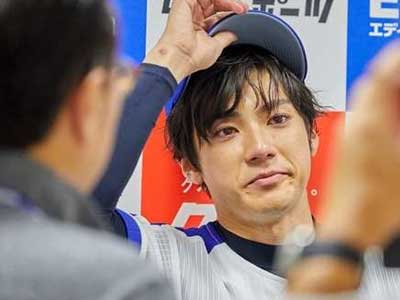 山田裕貴 始球式