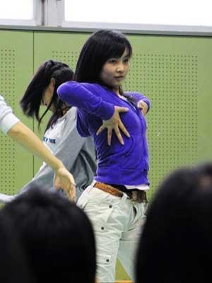 佳子さま 高校時代 ダンス