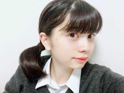 桜田ひより 中学時代