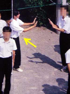 清野とおる 中学時代