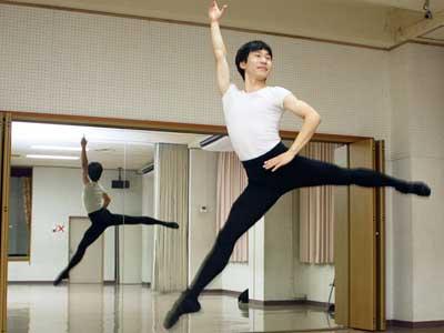 丸山穂高 クラシックバレエ