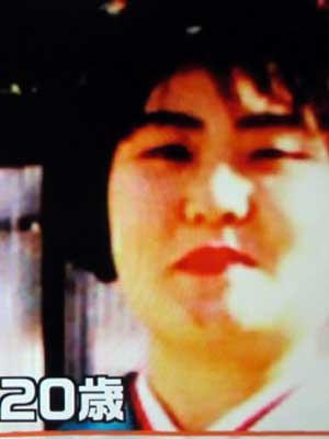 光浦靖子 大学時代 20歳
