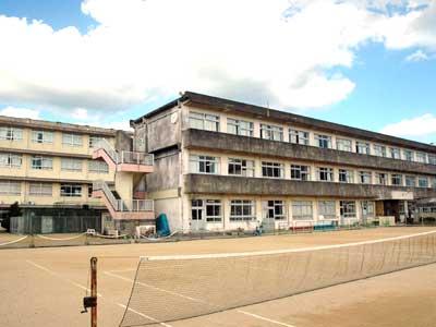 五島市立福江中学校