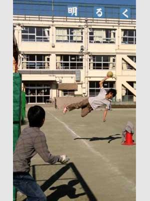 村田琳 中学時代