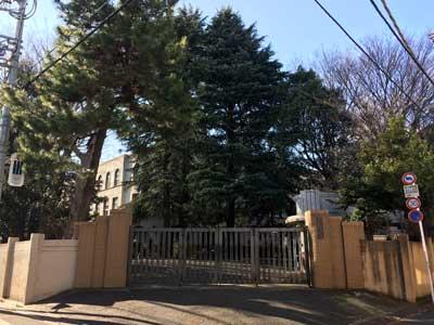 東京学芸大学教育学部付属高等学校