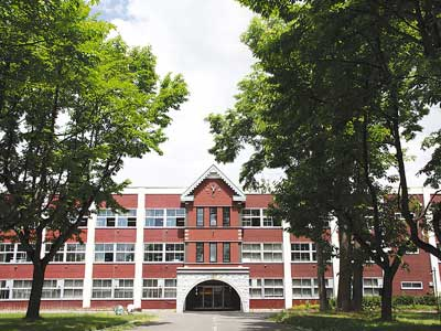 クラーク記念国際高等学校