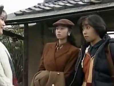 高岡早紀 ドラマ 冬の京都幽霊事件