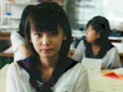 中川翔子 中学2年生