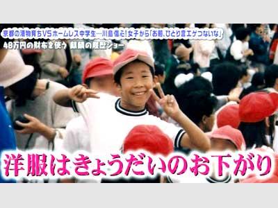 田村裕 小学生時代