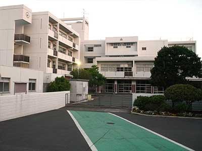 横浜市立栗田谷中学校