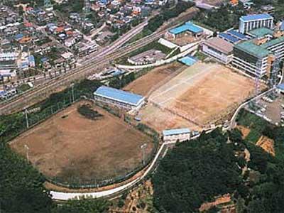 横浜隼人中学校
