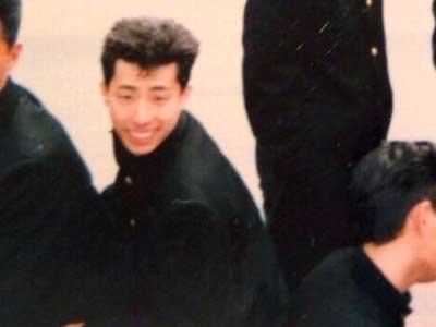 田村淳 高校時代