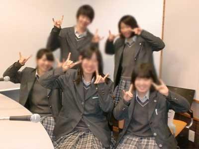 仙台西高校 制服参考画像