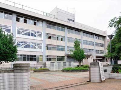 武蔵野市立武蔵野第四中学校