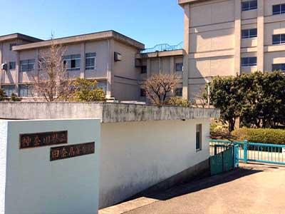 神奈川県立田奈高等学校