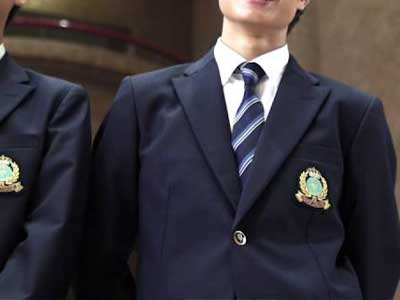 大阪学芸高等学校制服参考画像