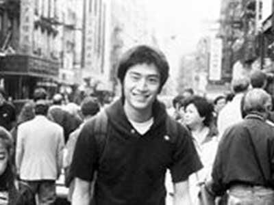 伊勢谷友介 大学院時代