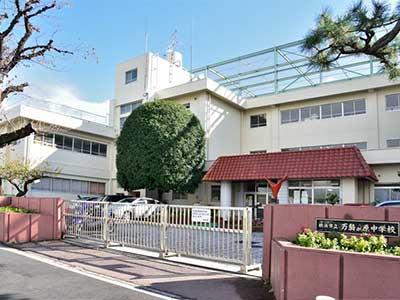 横浜市立万騎が原中学校