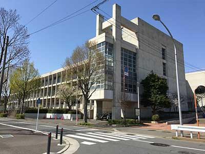 横浜市立緑園東小学校