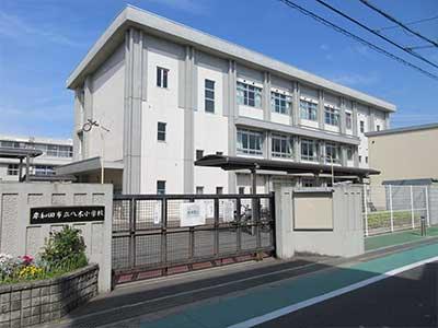 岸和田市立八木小学校