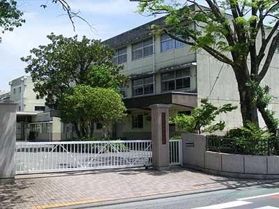 静岡市立横内小学校