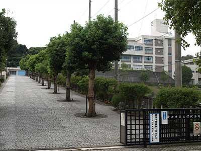 神奈川県深沢高等学校