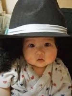 松田ゆう姫 幼少期