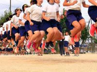 京田辺市田辺中学校 体操服参考画像