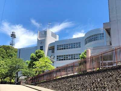 神奈川県立六ツ川高等学校(現:横浜国際高等学校)