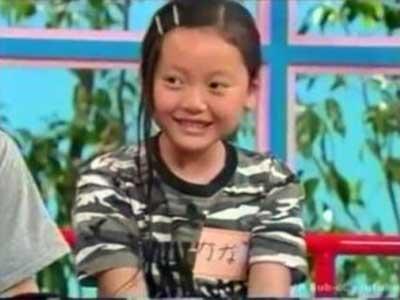 花澤香菜 小学生時代
