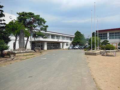 北上市立二子小学校