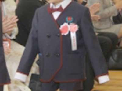 山手幼稚園制服参考画像
