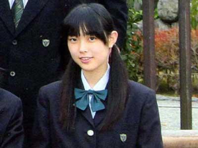 澤田有也佳 高校時代