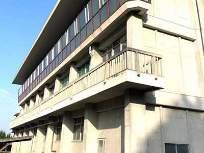 八女市立黒木中学校