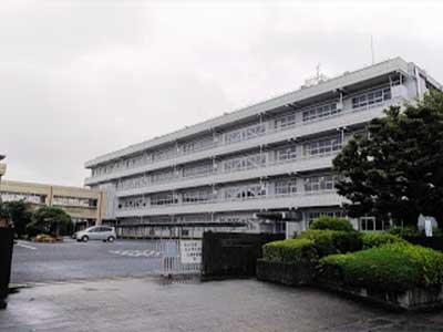 嵐山町立菅谷中学校