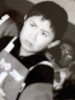 杉田智和 小学生時代