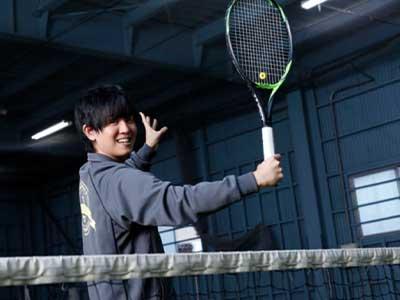山下大輝 テニス