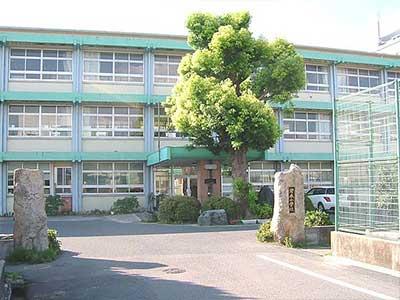 岸本町立岸本小学校(現:伯耆町立岸本小学校)