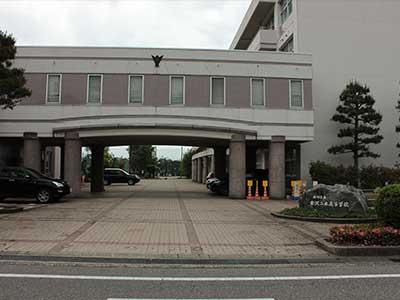石川県立金沢二水高等学校