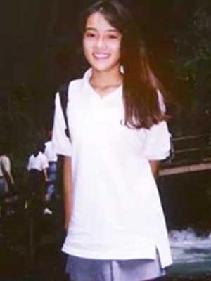 山口紗弥加 中学時代 13歳