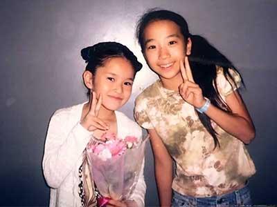 小南満佑子 小学生時代