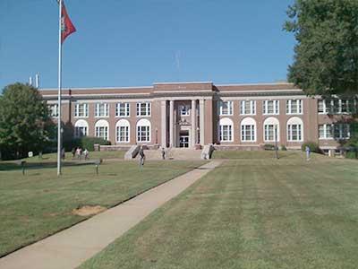アーカンソー中央大学