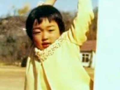 橋本聖子 幼少期 3歳