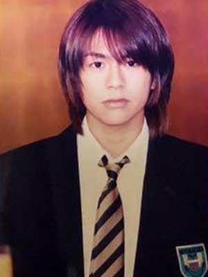森田剛 若い頃
