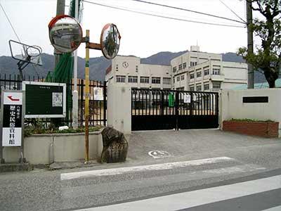 八尾市立中高安小学校