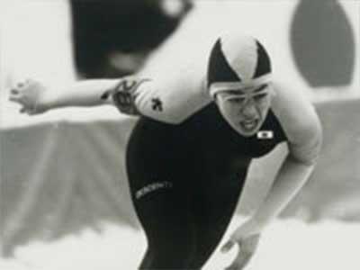 橋本聖子 サラエボオリンピック