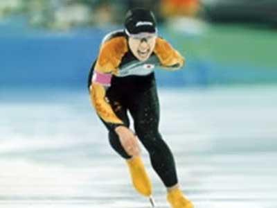 橋本聖子 カルガリーオリンピック