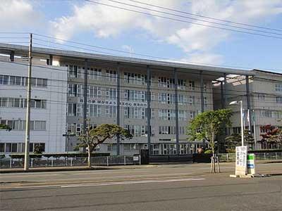 岩手県立一関第二高等学校