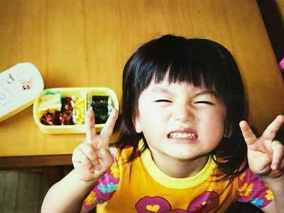 八木莉可子 幼稚園時代