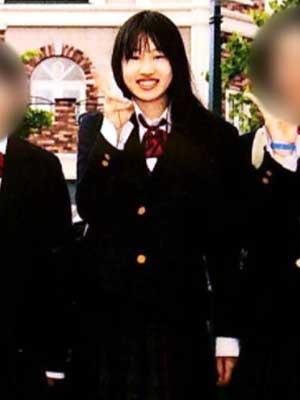 須藤早貴 中学時代